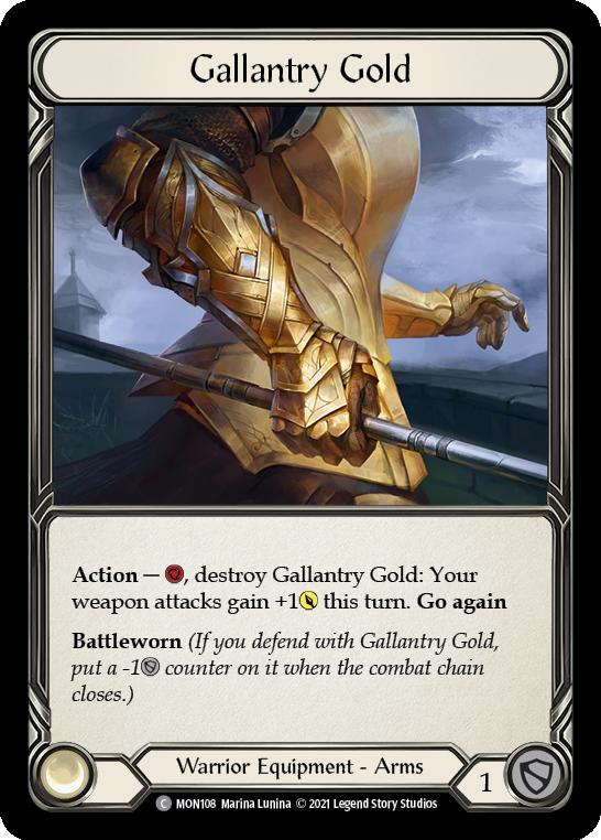 Gallantry Gold