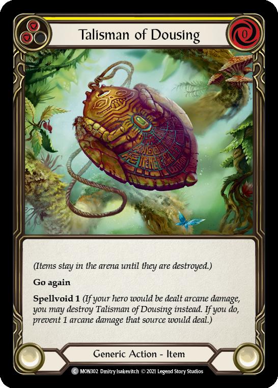 Talisman of Dousing