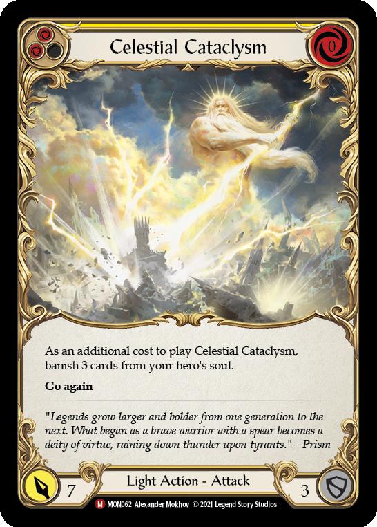 Celestial Cataclysm